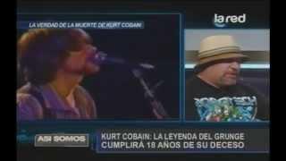 Salfate: La Verdad De La Muerte De Kurt Cobain
