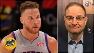 The Pistons are exploring trade and buyout scenarios for <b>Blake Griffin</b>