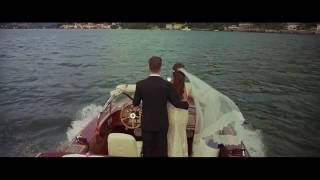 Beautiful Wedding of Cristalle Belo Henares and Justin Pitt in Lake Como, Italy