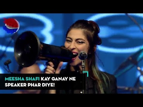 Speaker Phar - Meesha Shafi - Pepsi Battle Of The Bands Finale | Final Episode
