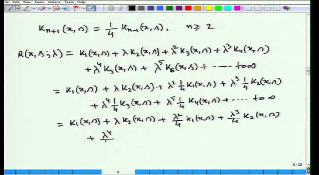 Mod-01 Lec-34 Calculus of Variations and Integral Equations