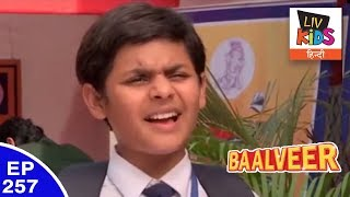 Baal Veer - बालवीर - Episode 257 - Snowfall In Pari Lok