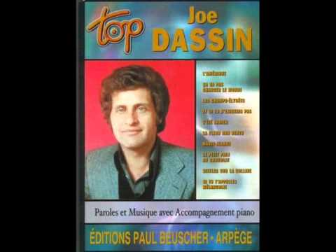 Joe DassinChamps Elysées English Version