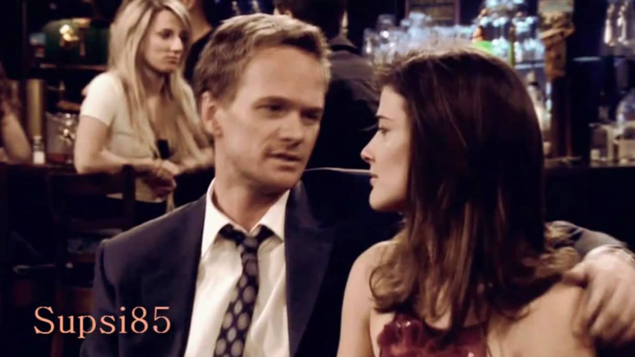 How i met your mother robin and barney start dating