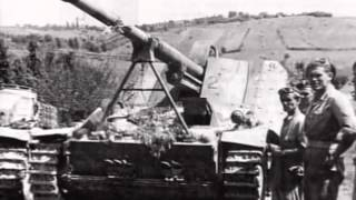 German War Files - Hummel, Mobile Artillery