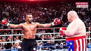 Mike Tyson - The Destructive Power