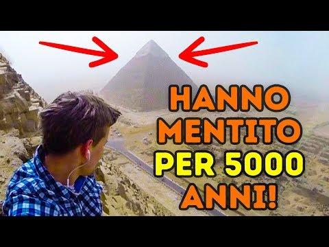 Il Mistero della Grande Piramide è Stato Finalmente Risolto