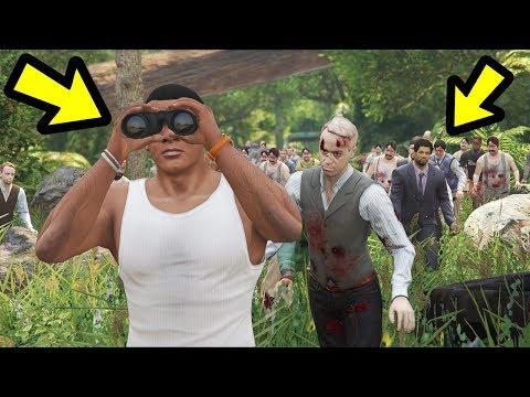 The ULTIMATE Zombie Apocalypse!! (GTA 5) thumbnail