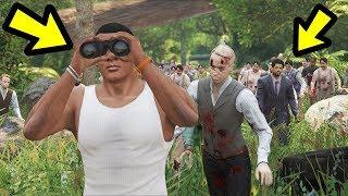 The ULTIMATE Zombie Apocalypse!! (GTA 5)