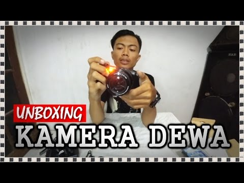 UNBOXING SONY A5100 (KAMERA DEWA)