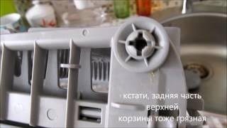 видео Не фиксируется дверца посудомоечной машины Bosch