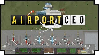 Airport CEO - (Airport Tycoon & Management Game)