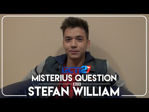 Misterius Question With Stefan William [HUT RCTI 27]
