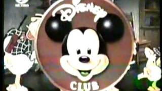Disney Club -DD Metro-Nostalgie