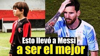 La Impresionante Historia De Leo Messi Y Todo Lo Que Paso Antes De Triunfar