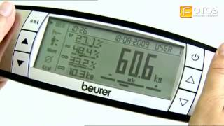 Напольные весы Beurer BF 100(Цены, отзывы, характеристики: — Beurer BF 100 http://fotos.ua/beurer/bf-100.html., 2013-09-13T20:24:06.000Z)
