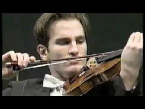 Stefan Milenkovich: Jean Sibelius Violin Concerto Third Movement