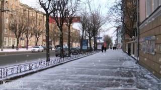 Петрозаводск-столица Карелии. Petroskoi on Karjalan pääkaupungissa