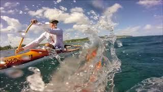 V1 canoe Hagatna Guam