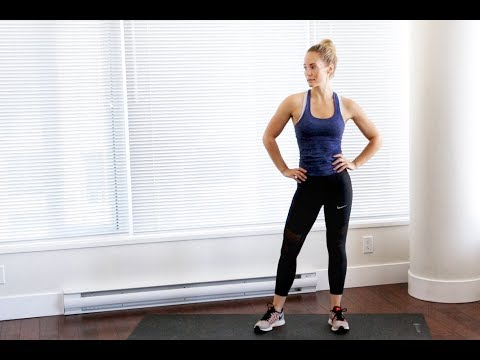 Five Minute Warm Up // Before You Workout