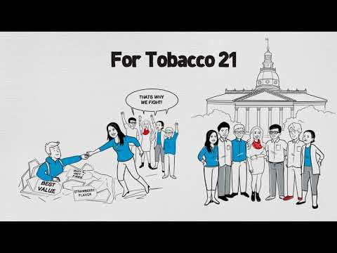 Tobacco 21 – Up the Age