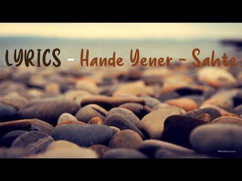 Download LYRICS | Hande Yener - Sahte