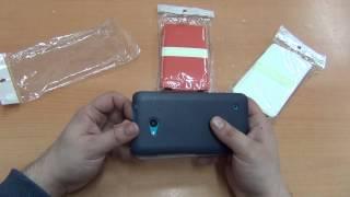 видео Купить чехлы для Microsoft Lumia 535 Dual Sim