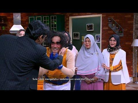 Image of Lagi Asyik Jadi Petinju, Ibunda & Anak Sule Datang