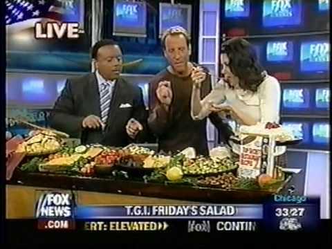 Todd Wilbur, Top Secret Recipes On Fox News