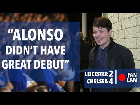 """Alonso Didn't Have Great Debut"" 