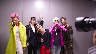 BIGBANG - BEHIND THE