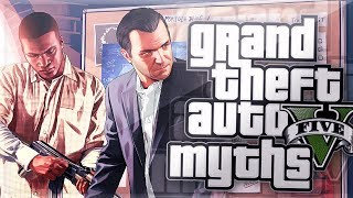 gta 5 myths underwater explosions angry taxi driver jerry can robbery and more