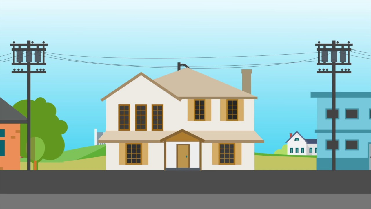 Electricity 101: How Power Gets to Your Home - YouTube
