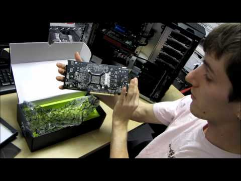 XFX AMD Radeon HD 6850 Video Card Unboxing & First Look Linus Tech Tips