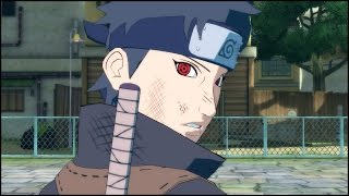 Naruto Shippuden Ultimate Ninja Storm 4: Shisui Uchiha vs. Itachi Uchiha