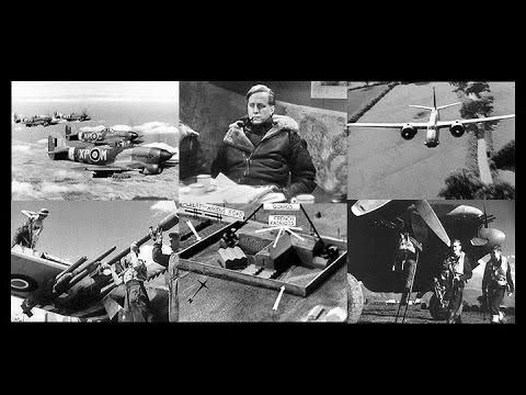 RAF Bostons, Mosquitoes, Normandy Typhoons & G.C.Pickard