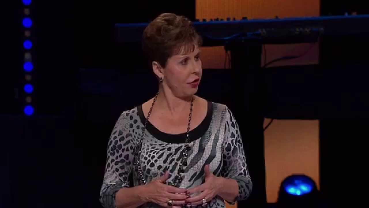 Was tun gegen die Sünde? (1) – Joyce Meyer – Seelischen Schmerz heilen