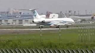 Vladivostok Air Tupolev Tu-154M 【RA-85766】