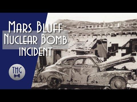 1958 Mars Bluff Nuclear Bomb Incident