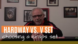 How to Choose a Craps Dice Set That Will Help You WIN! Hardway vs. V Sets