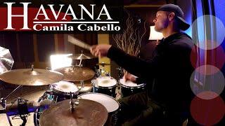 Camila Cabello - HAVANA Drum Cover (High Quality Audio) ⚫⚫⚫