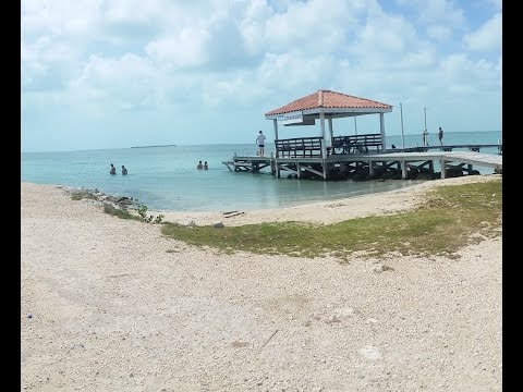 How to get to Secret Beach - San Pedro, Belize