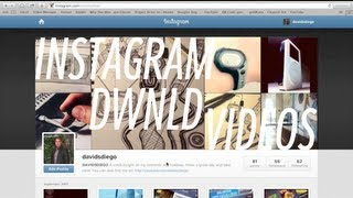 Instagram: Download Videos on Mac with Safari
