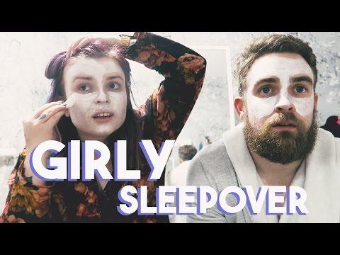 GIRLY SLEEPOVER