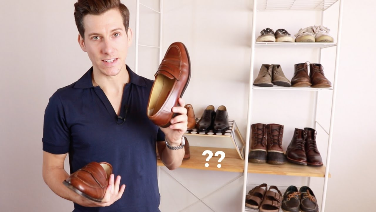 My zapato Collection 2018 for 2018 Collection Minimalist Hombre zapato Collection YouTube da1955