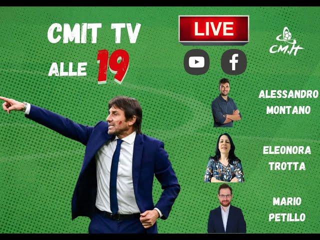 🔴CMIT TV - Champions League, LIVE le ultimissime su Inter e Atalanta!