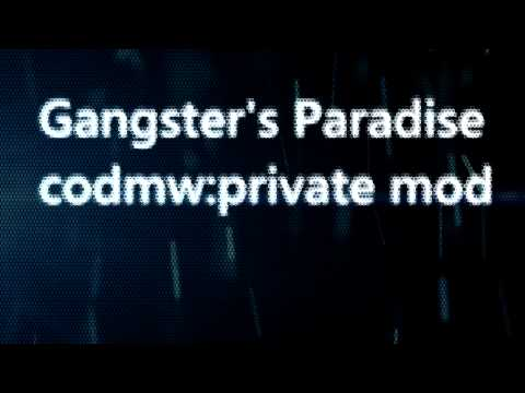 Gangster^s Paradise CS 1.6 Private Mod !