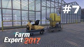 #7 Polska Farma 2017 Farm Expert - SZKLARNIA - maszyny. [SymulAnton Gameplay]