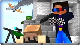 Это полный писец! [ЧАСТЬ 9] Зомби апокалипсис в майнкрафт! - (Minecraft - Сериал)