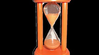 Как сделать песочные часы№1